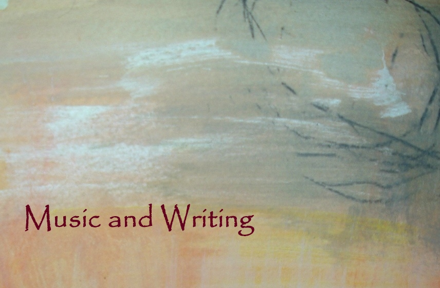 rothkoesque music and writing